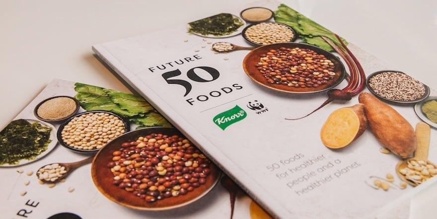 La nourriture du futur selon WWF