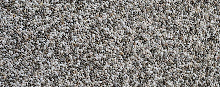 grains chia