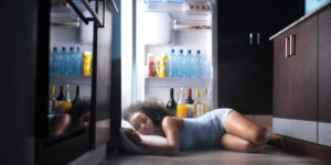 dormir aliments