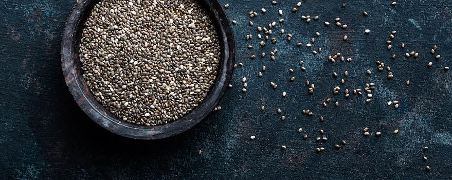 graines de chia poids