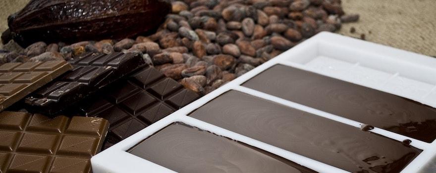 chocolat cacao cru