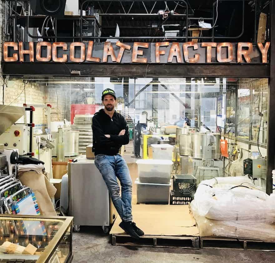 Fine and Raw chocolate