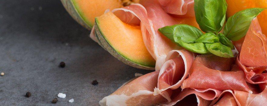 nutriments jambon sec
