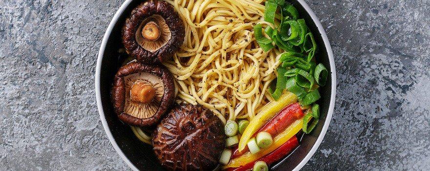 shiitaké noodle