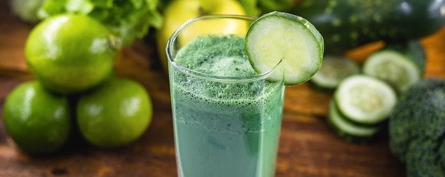 algue detox