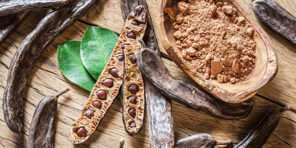 La farine de caroube, pour une cuisine saine et nutritive