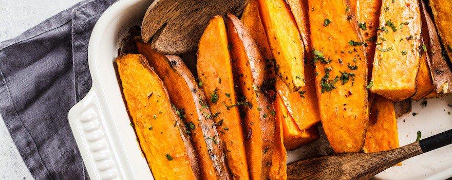 patate douce peau