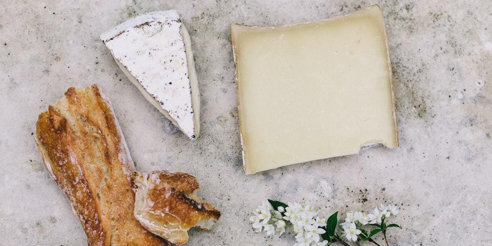 Du fromage sans lactose : 12 fromages pauvres en lactose et alternatives végétales