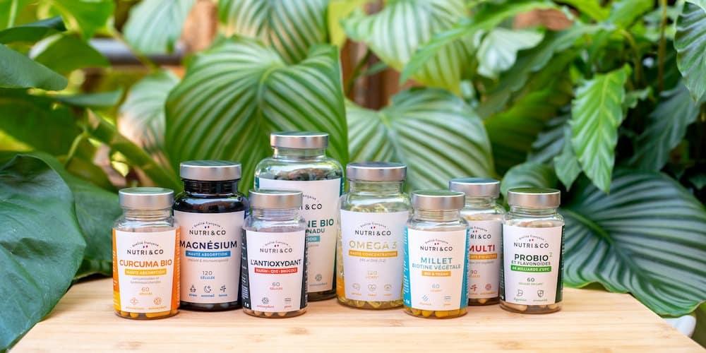Nutri&Co : notre avis sur ces nutraceutiques made in France (+code promo)