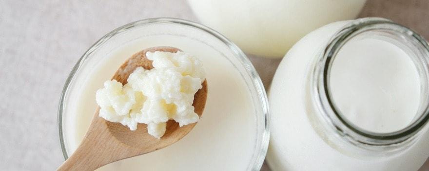 kefir de lait