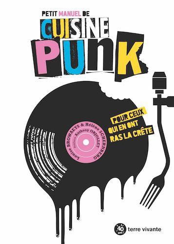 Petit manuel de cuisine Punk