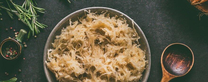 choucroute probiotique