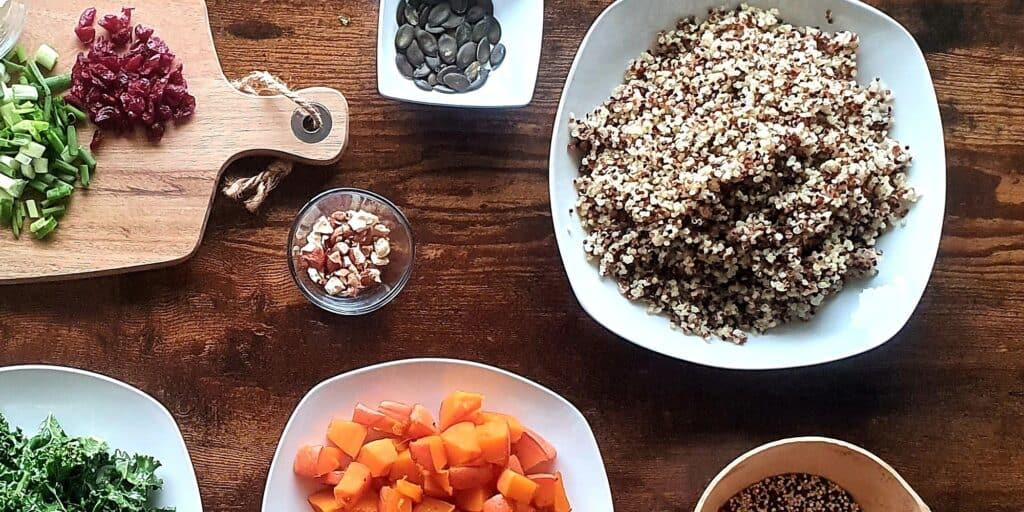 Toutes nos recettes au quinoa
