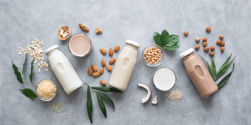 Comment bien choisir son lait végétal