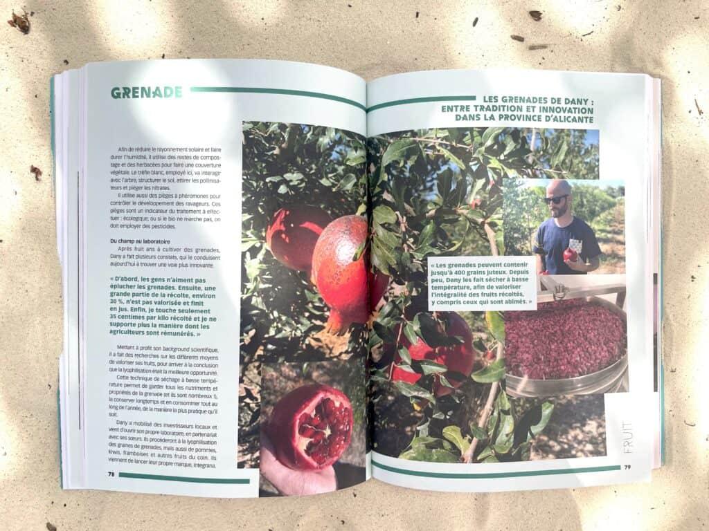 Les aliments bénéfiques - 50 trésors de la nature pour notre santé