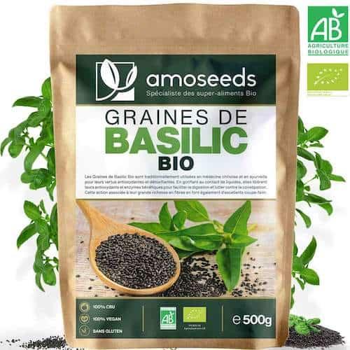 acheter graines basilic