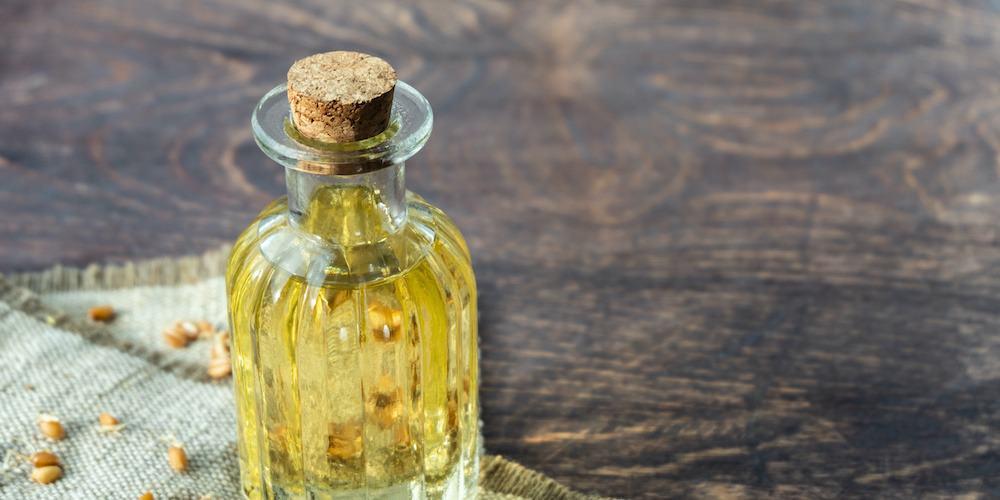 L'huile de germe de blé, une protectrice naturelle