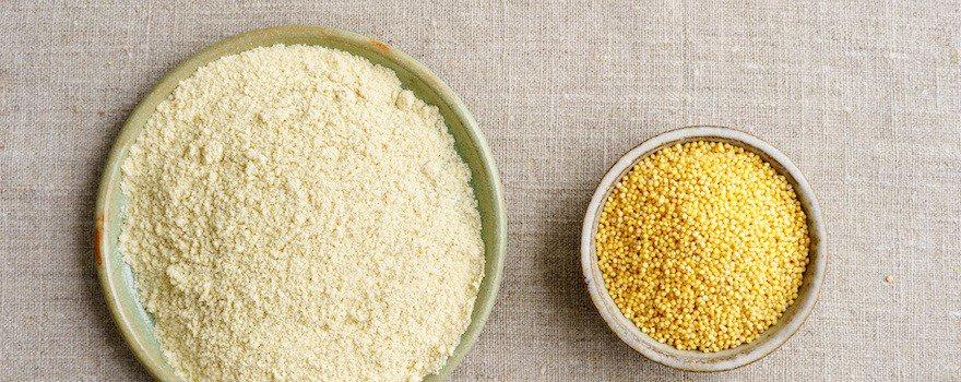 farine de millet recette