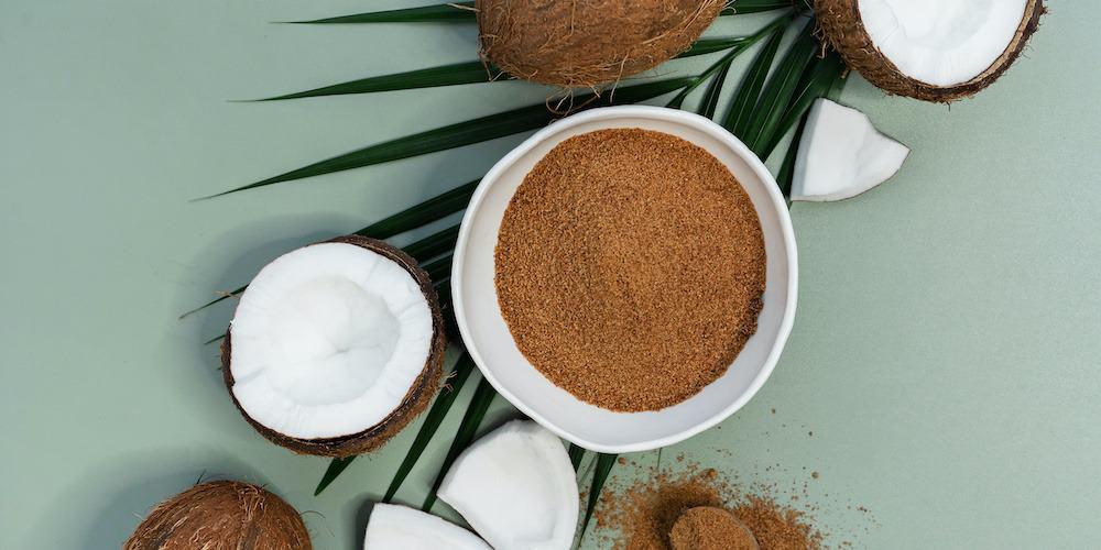 Le sucre de coco, l'alternative au sucre raffiné