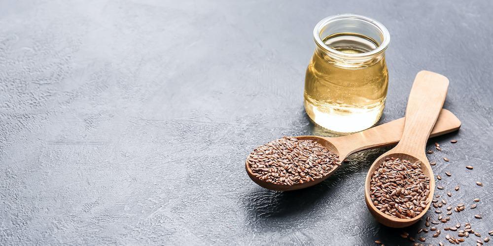 L'huile de lin, source naturelle d'oméga-3